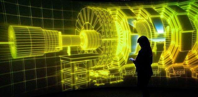 Science Museum : Collider